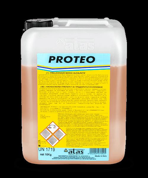 Нискоалкален препарат за предварително измиване PROTEO 10 kg./ 25 kg.