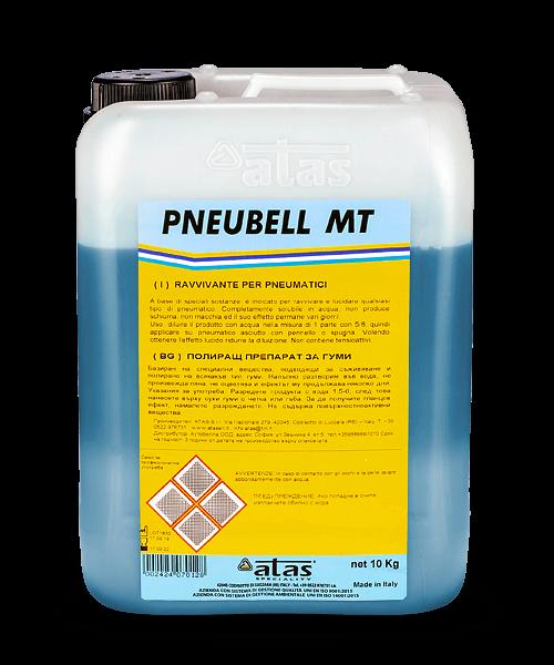 Полиращ препарат за гуми PNEUBELL MT 10 kg.