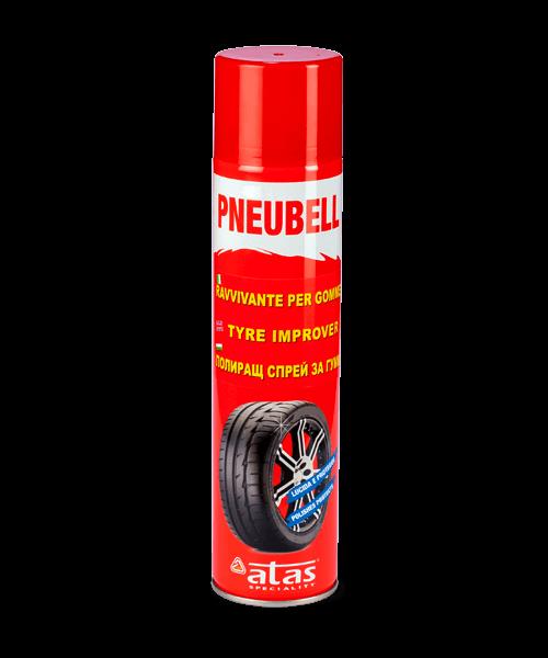 Полиращ спрей Atas PNEUBELL за автомобилни гуми, 200 ml.