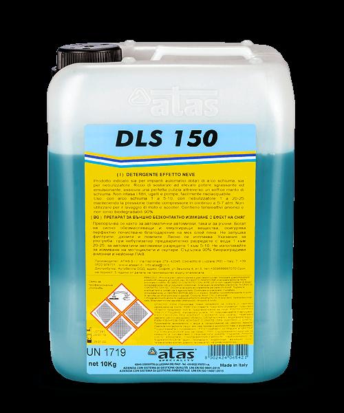 Препарат за външно безконтактно измиване с ефект на сняг DLS 150 10 kg./ 25 kg.