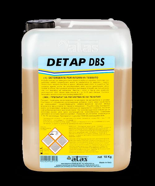 Препарат за почистване на текстил DETAP DBS  10 kg.