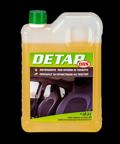 Препарат Atas DETAP DBS за почистване на текстил, 2 kg.