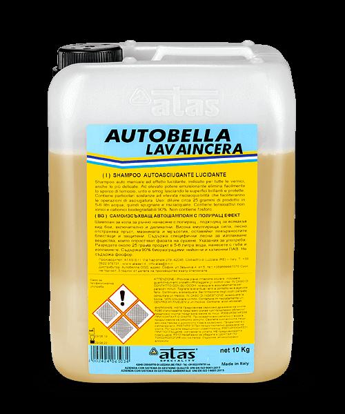 Самоизсъхващ автошампоан AUTOBELLA LAVAINCERA 10kg.